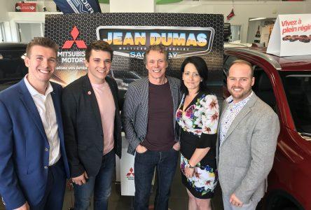 Le groupe Jean Dumas achète Saguenay Mitsubishi