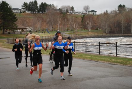 Un premier demi-marathon à Dolbeau-Mistassini et Sainte-Jeanne-d'Arc