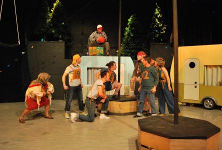 Camping par le Théâtre A Tempo: un spectacle rythmé!