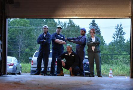 Le Spocket Club aux Halles du Bleuet : un garage qui n'a rien d'ordinaire