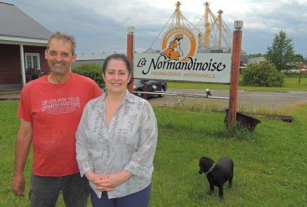La Normandinoise vise un projet de l'ordre de 400 000$