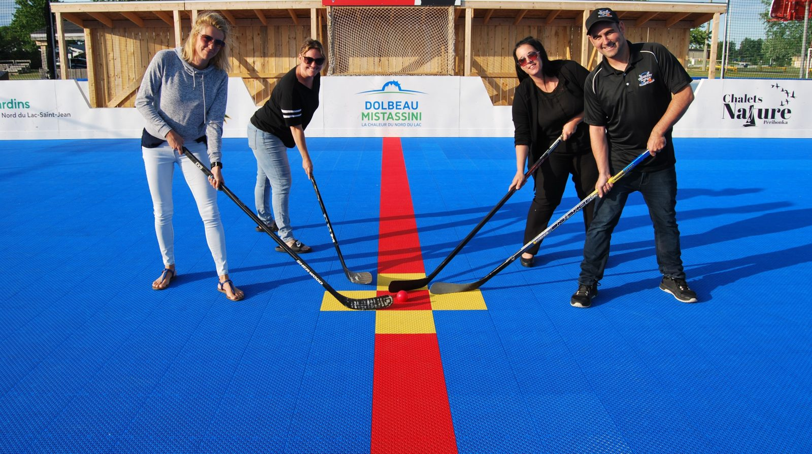 Festival du bleuet: Le tournoi de dek hockey est complet!