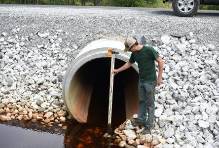 Atocas Lac-St-Jean: Les problèmes d'eau empirent avec la nouvelle route de Vauvert