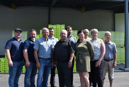 La Congèlerie Héritier ouvre de nouvelles portes aux producteurs