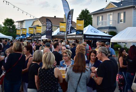 Festival des Brasseurs: Une popularité qui ne s'estompe pas