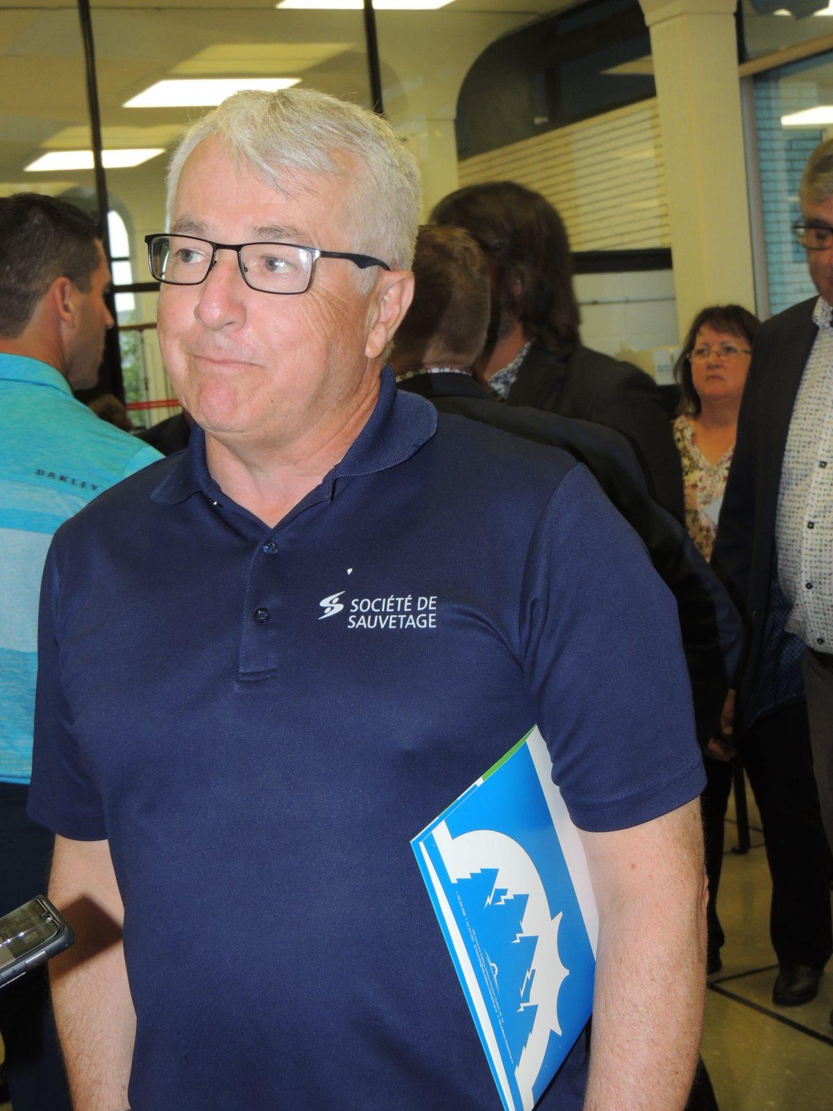 Programme Nager pour survivre de Sauvetage Québec: Dolbeau-Mistassini montre l'exemple