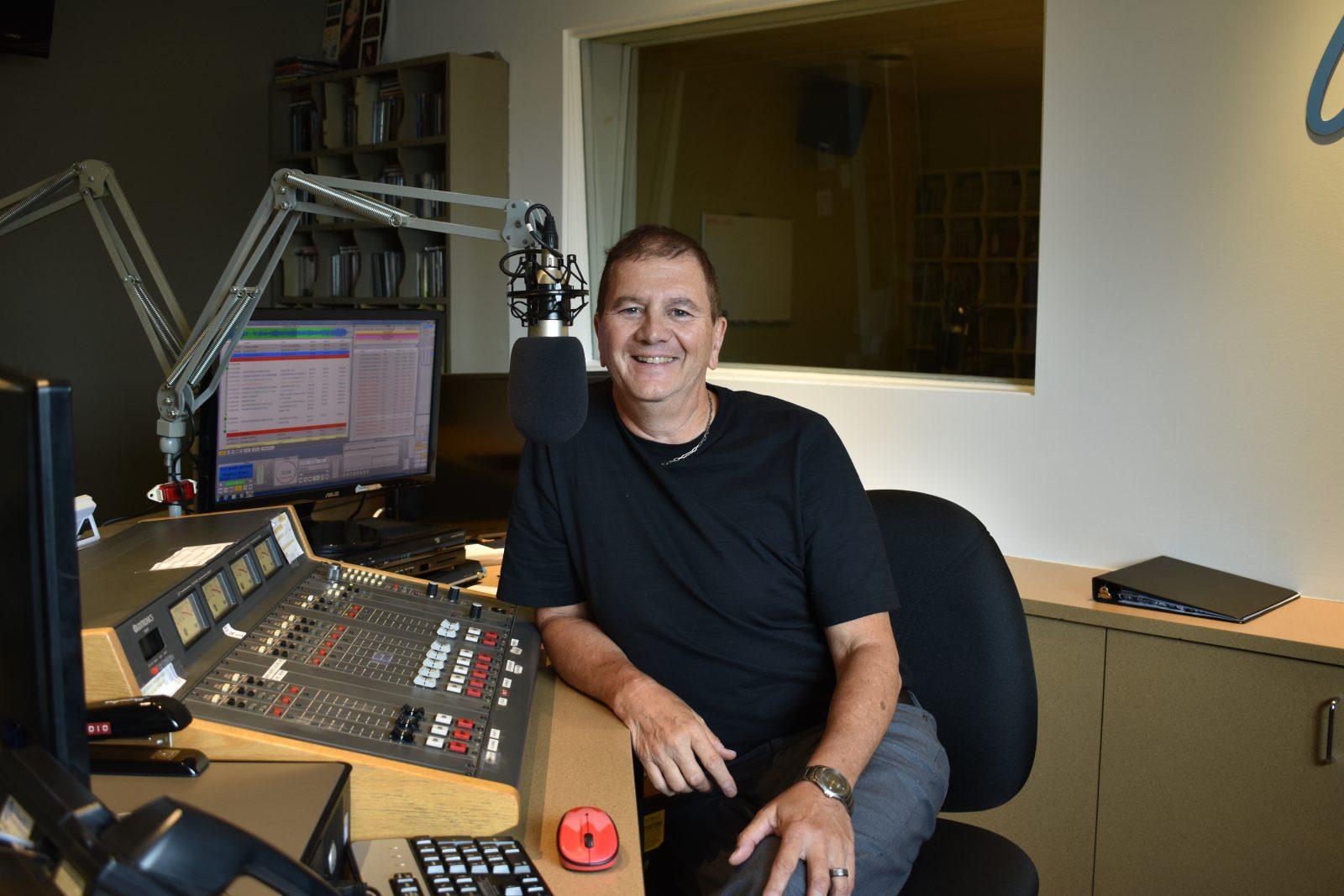 Serge Laprise accroche son micro après 43 ans de radio