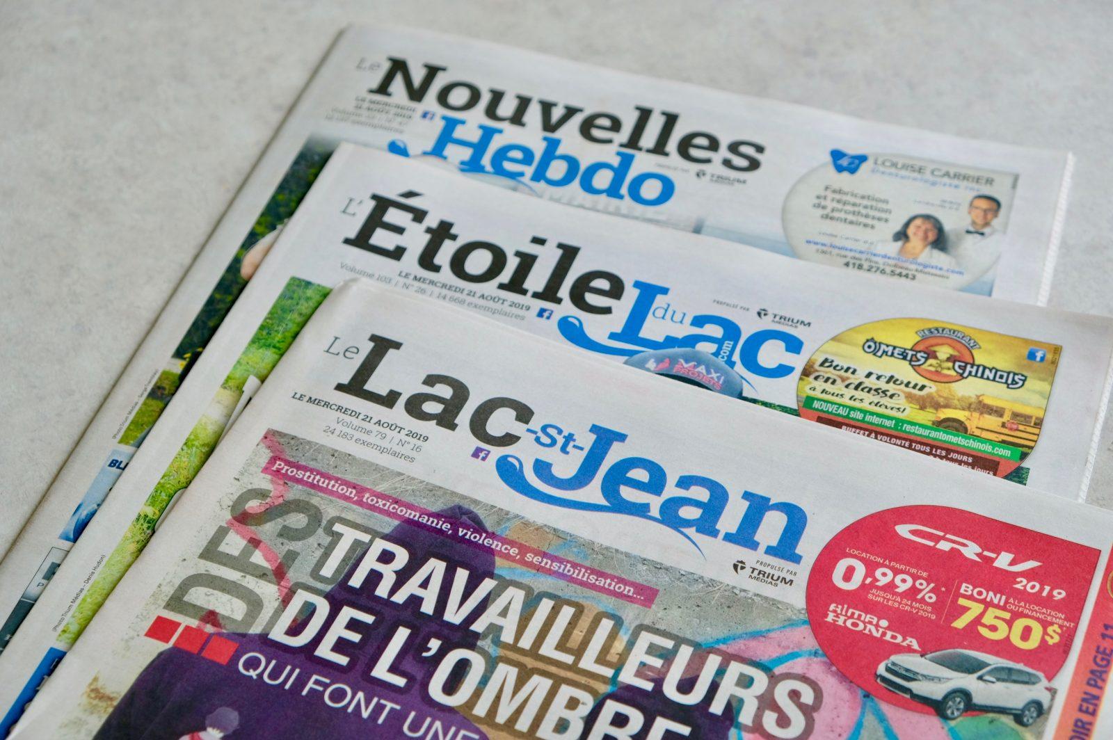 Difficultés du Quotidien: «Nous croyons toujours au papier!»