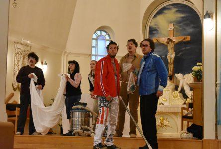 10 ans de théâtre à Saint-Eugène-d'Argentenay!