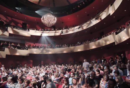 Le Comité des spectacles dévoile sa programmation 40e anniversaire