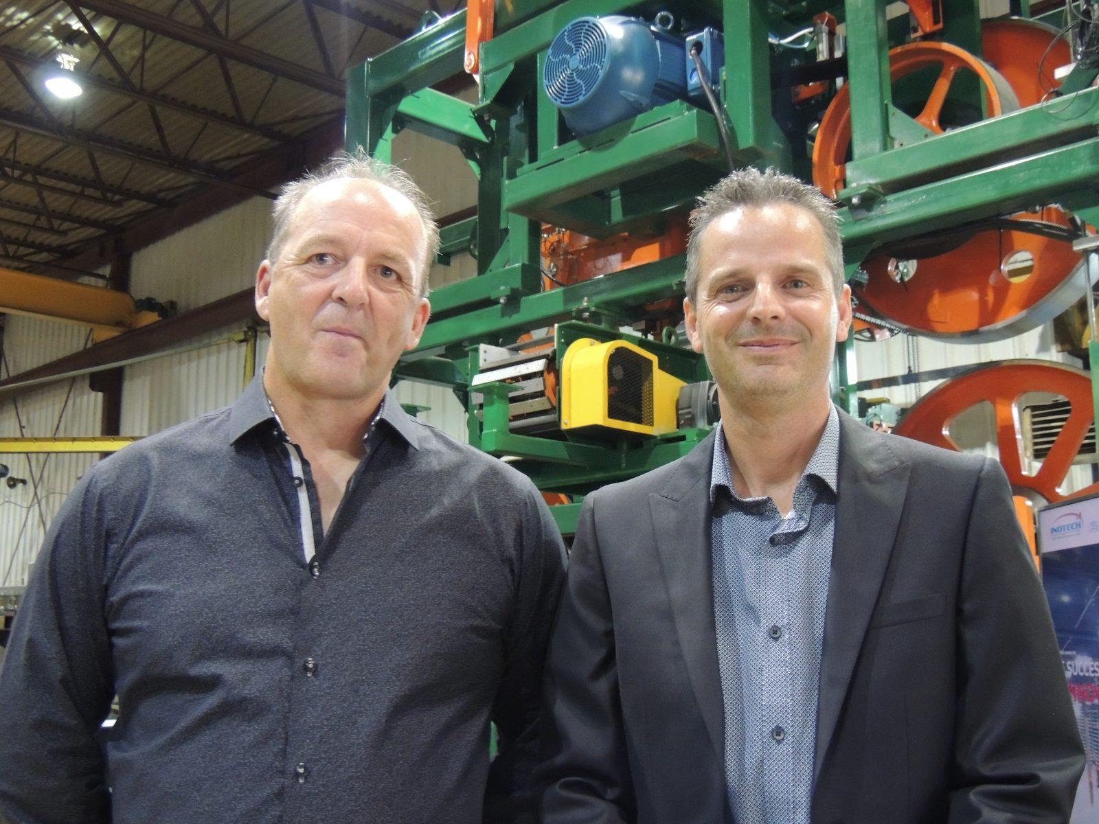 Une entreprise de Normandin en expansion: Inotech Canada investit 2 M$