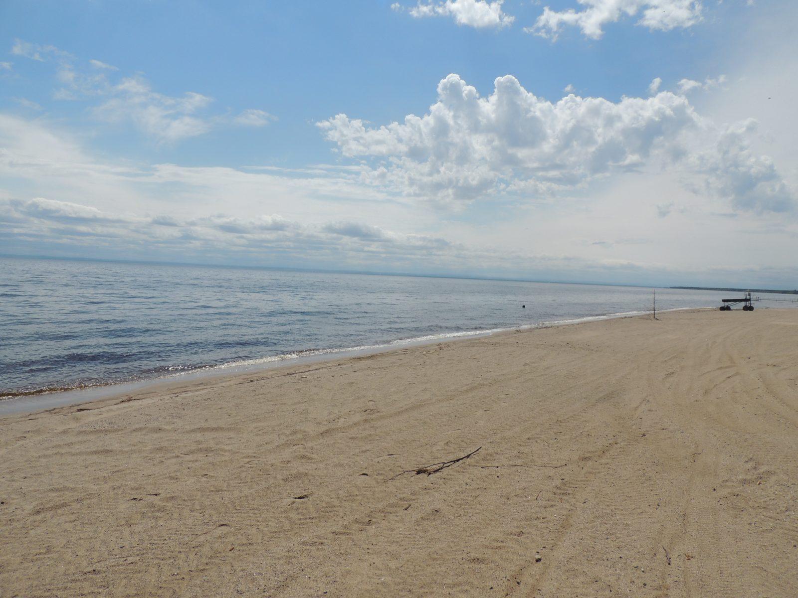 La plage de Vauvert rouverte