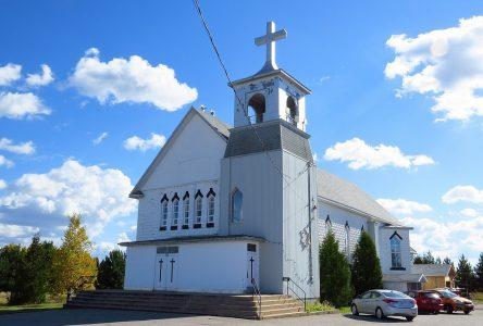 Paroisse Ste-Élisabeth-de-Proulx : on tente toujours d'éviter la démolition de l'église
