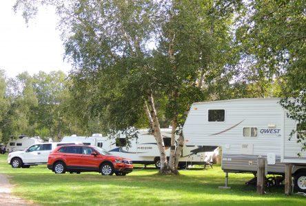 Deux campings populaires à Dolbeau-Mistassini
