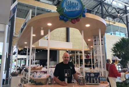 Bleu Nature: Dave Bélanger vit l'expérience du Grand Marché de Québec
