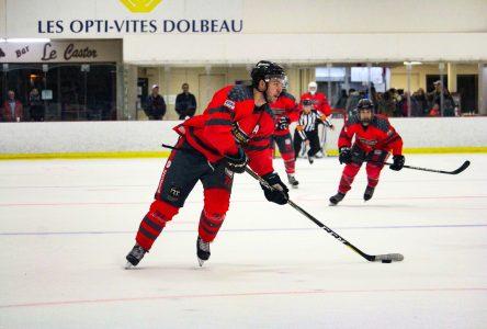 Hockey senior: Du renfort et plus d'engagement cette saison!