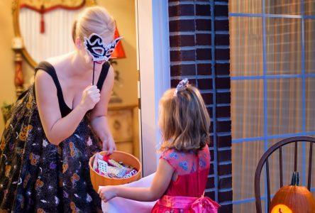 Quand un quartier se mobilise pour l'Halloween
