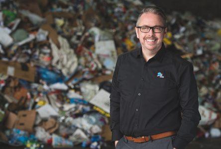 Recyclage du verre: la réalité au Lac-Saint-Jean