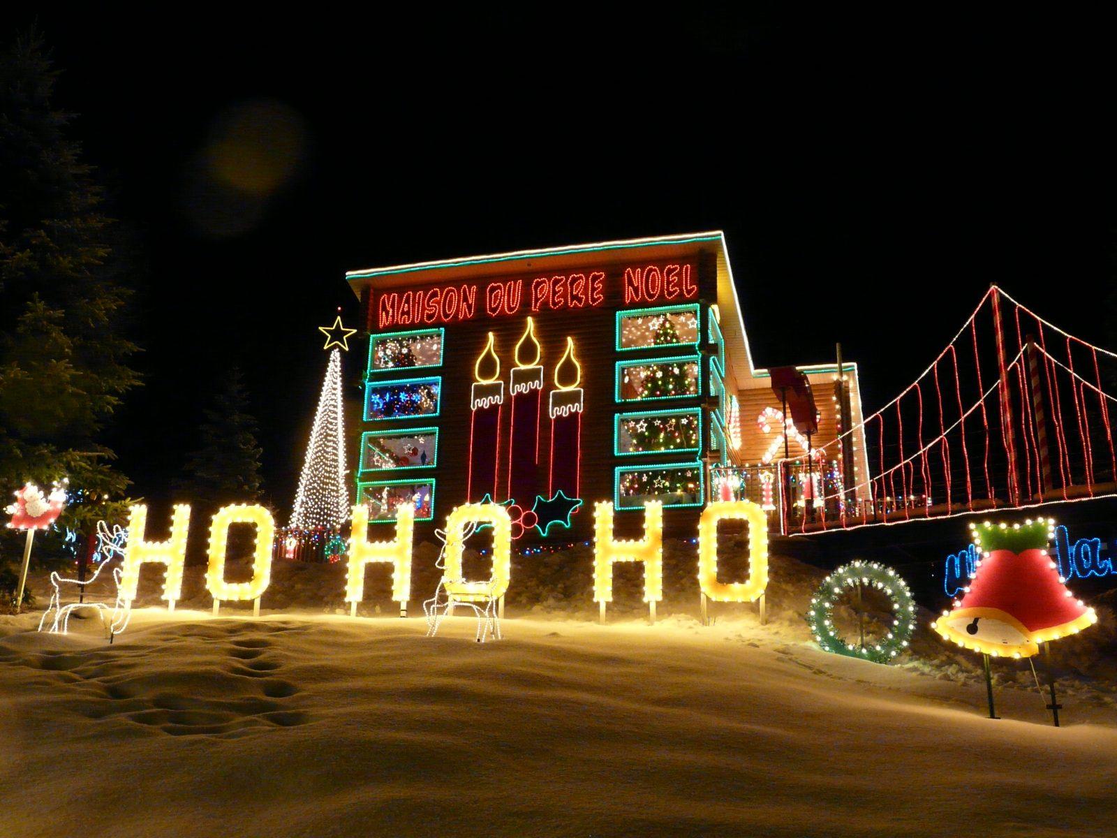 Le Père Noël de retour à Girardville cet hiver!