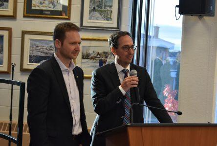 Grands projets, QcRail et Port Saguenay : la région doit miser sur elle-même, croit Carl Laberge