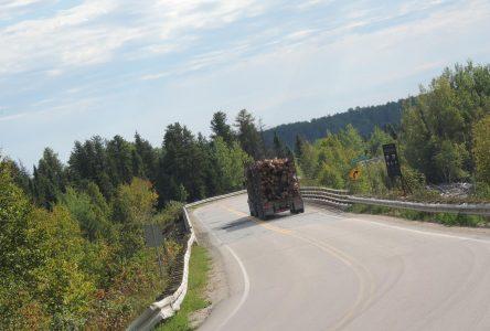 Lien routier Normandin-La Doré : le projet de réfection serait dans les priorités