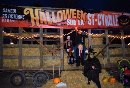 L'Halloween sur St-Cyrille: encore populaire cette année!