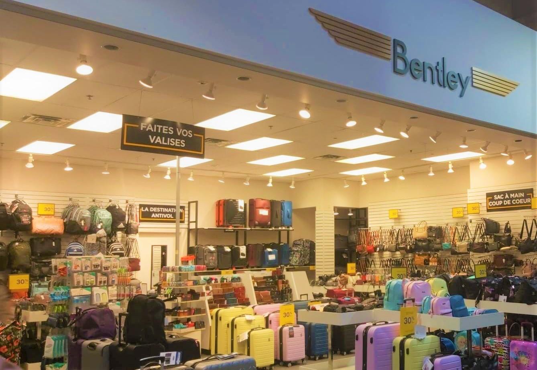 Bentley fermera ses 3 magasins au Lac-Saint-Jean