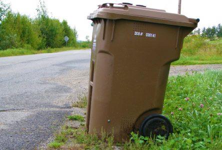 Les bacs bruns seront implantés au Lac-Saint-Jean en 2020