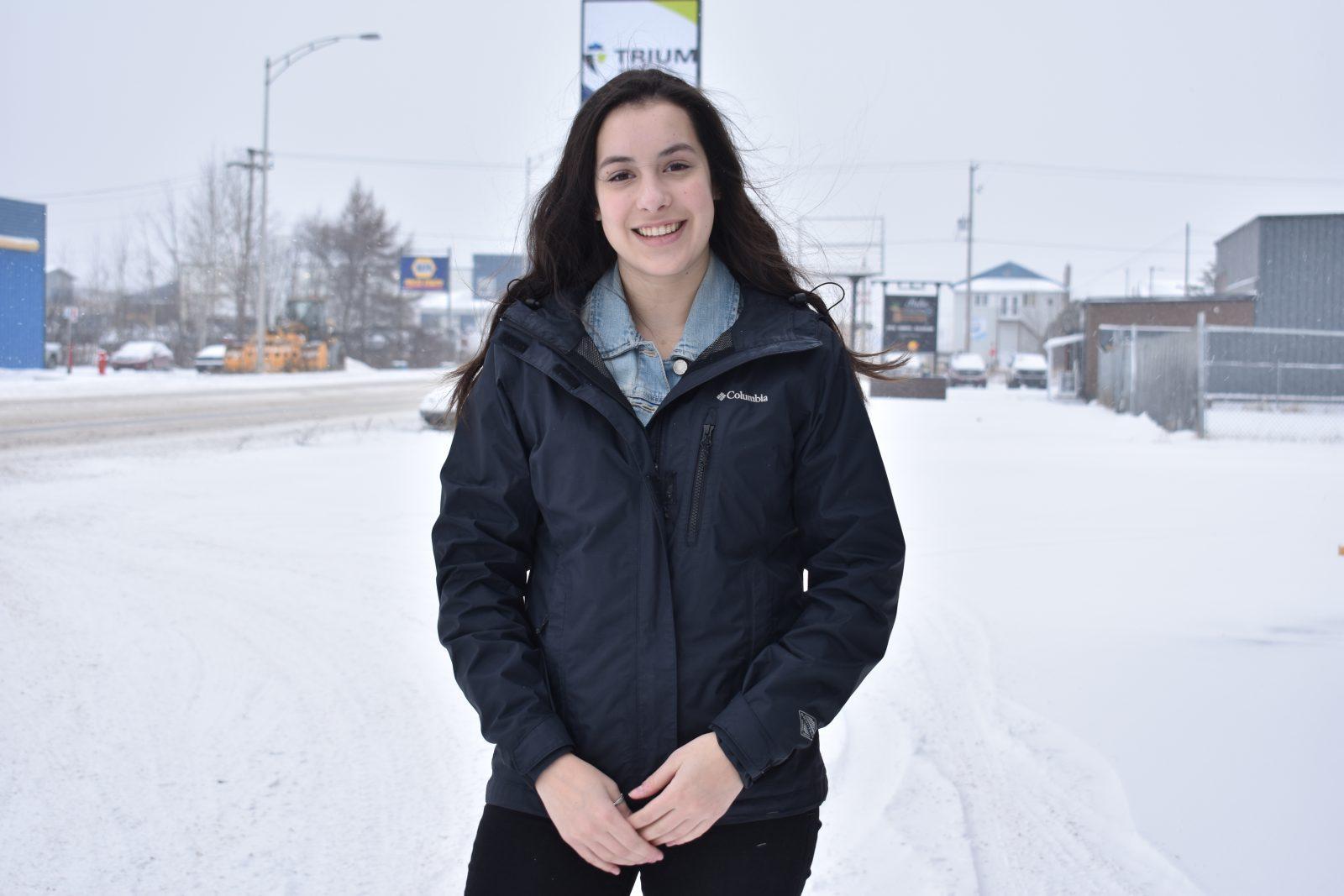 Soirée pour la SLA : une étudiante veut faire une différence à sa façon