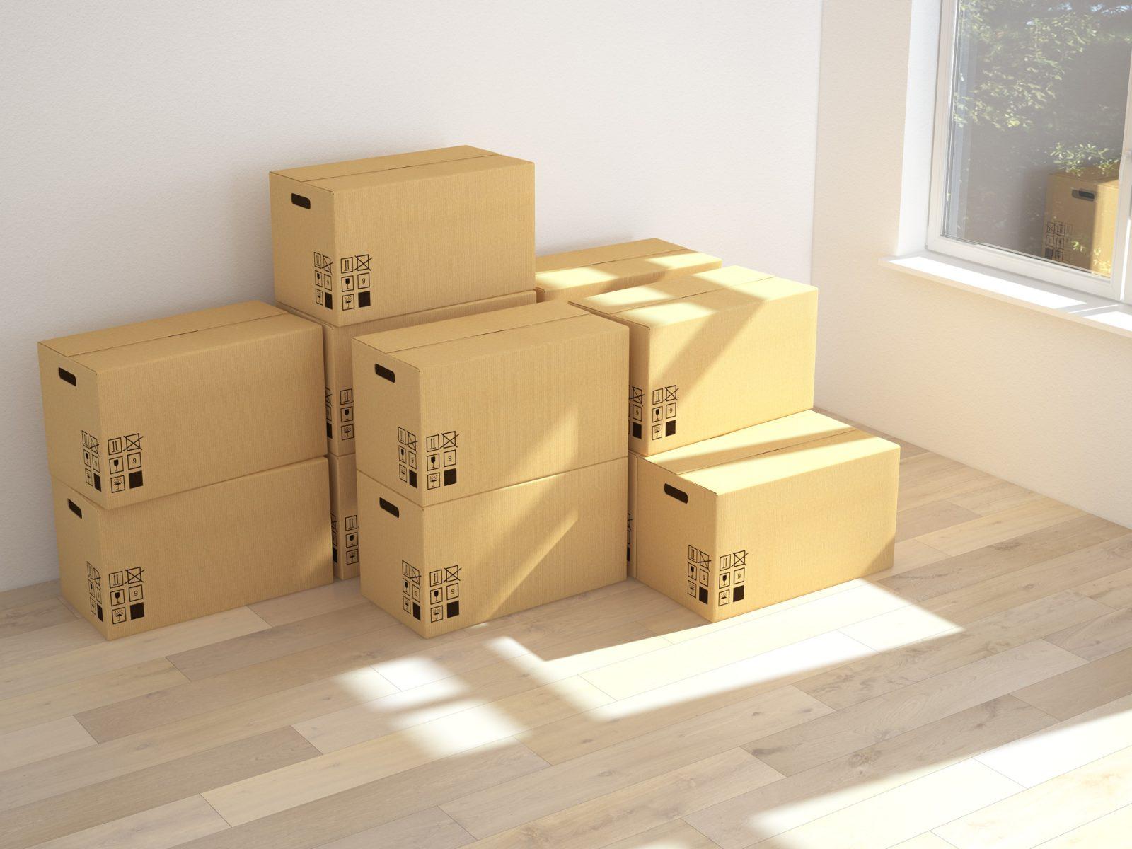 Comment rendre le déménagement plus agréable?
