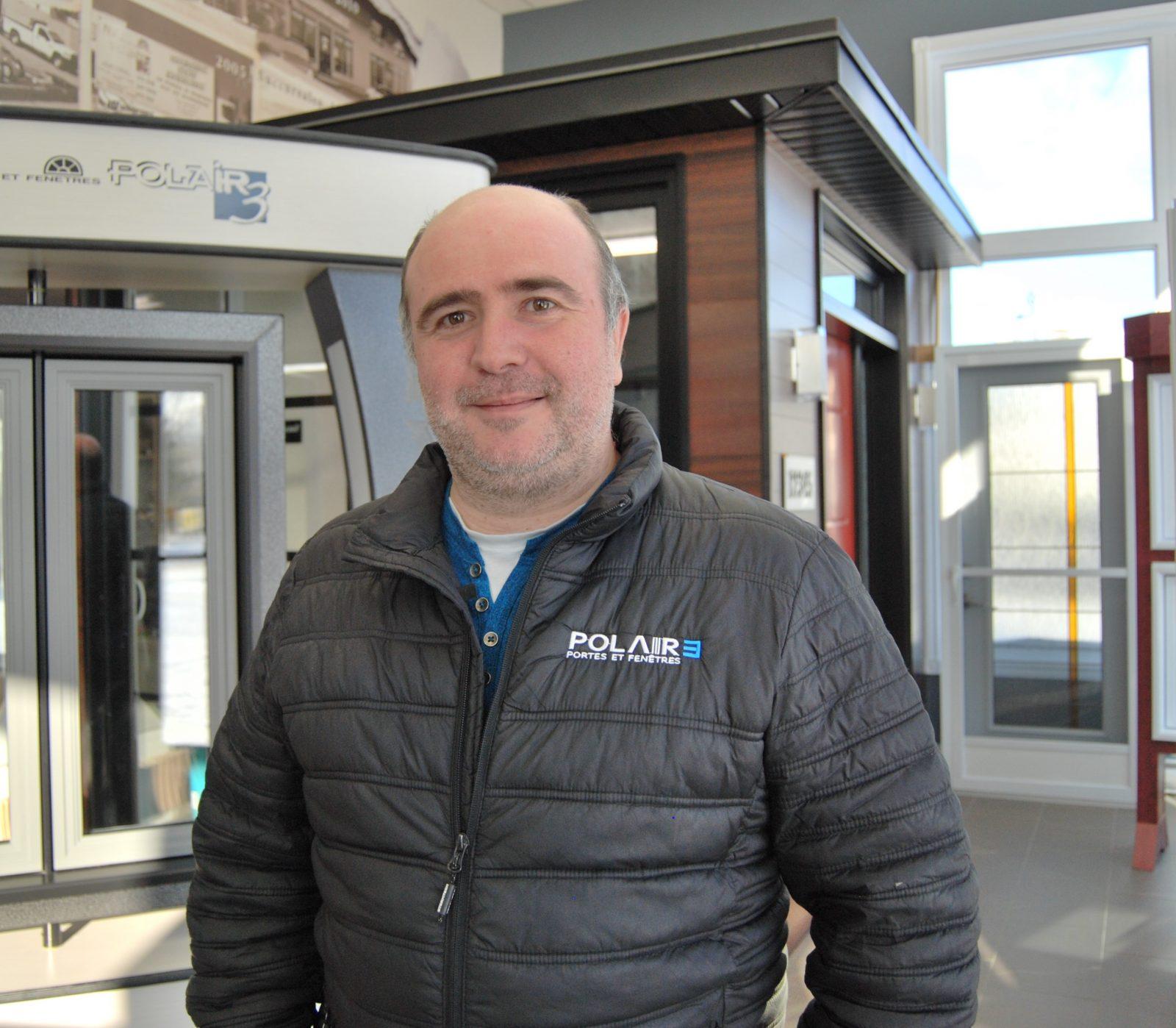 Portes et fenêtres Polair 3 investit près de 300 000 $