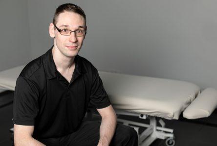 Ostéopathie Alexandre Tremblay : très jeune il rêvait de devenir  son propre patron…