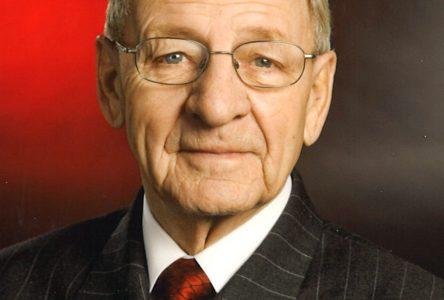 Décès de l'ancien député de Roberval Robert Lamontagne