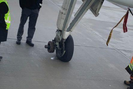 Un couple dolmissois quitte pour une bonne frousse sur un vol Montréal-Bagotville