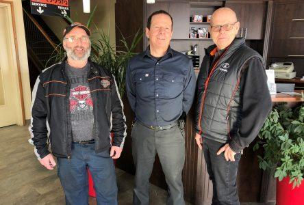 L'Association Moto Tourisme Lac-St-Jean ferme les livres