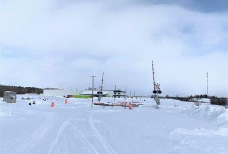 Parc industriel à Normandin : la traverse à niveau pour bientôt