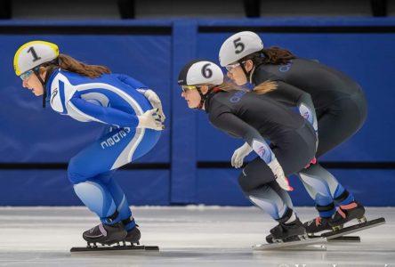 Karina Montminy se prépare pour la finale à Calgary