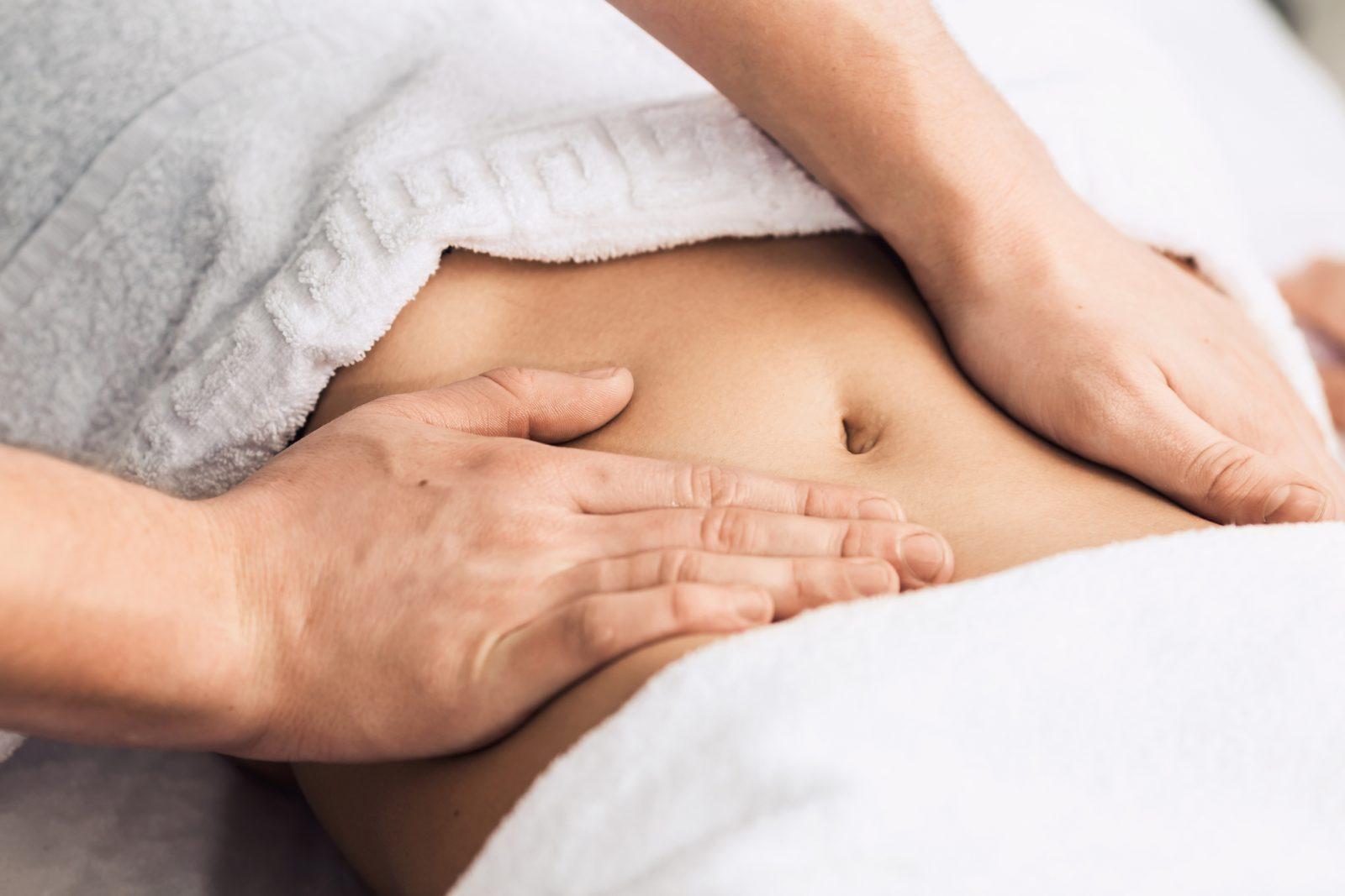 Les vertus de la massothérapie abdominale