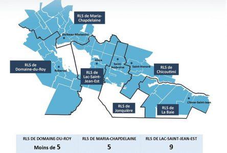 Cinq nouveaux cas au Saguenay-Lac-Saint-Jean
