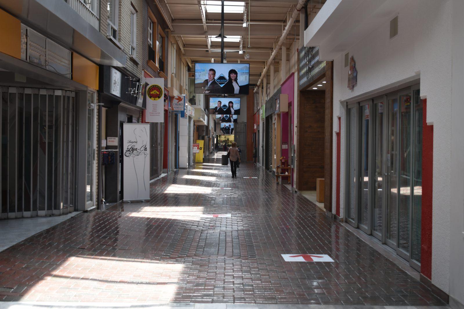 Dolbeau-Mistassini préoccupée par l'état du commerce au détail