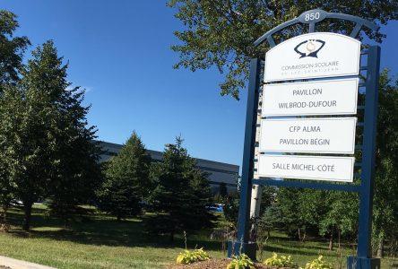 COVID-19 : Un élève d'une école d'Alma est retiré