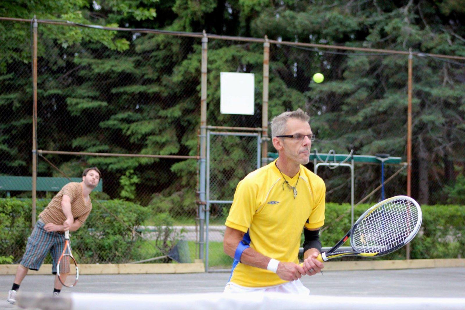 Tennis : de l'action sur les terrains à la fin mai