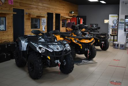 Explosion des ventes dans les véhicules récréatifs