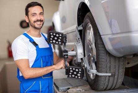 Comment savoir si j'ai besoin d'un alignement de pneus?