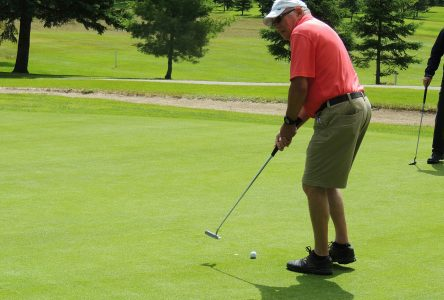 Frénésie palpable à l'ouverture des clubs de golf