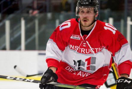 Hockey senior : Le Construction de l'Avenir cherche des bénévoles pour son c.a.