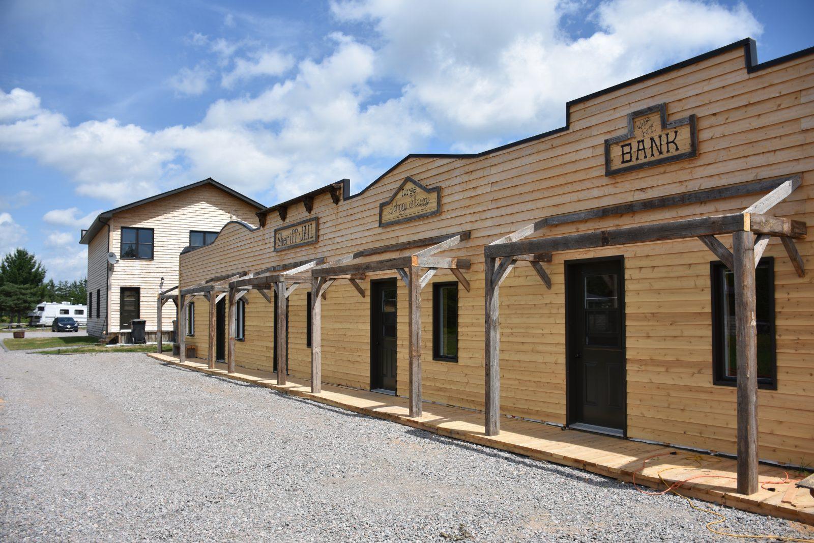 Développement d'hébergement: Le Domaine du Ranch poursuit sa croissance