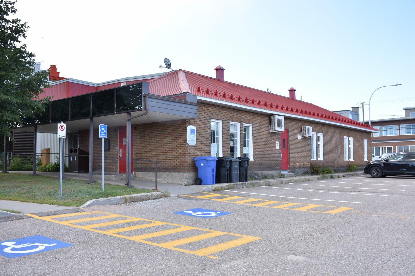 Dolbeau-Mistassini cède son bâtiment au Club de l'Amitié