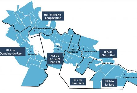 COVID-19 : Quatre nouveaux cas positifs dans la région aujourd'hui
