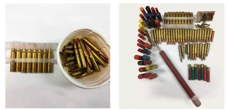 Munitions d'arme à feu: Pas dans le bac bleu rappelle la RMR